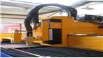 Plazmový horák pre dokonalé 2D rezanie ocele:::Zariadenie MG bolo vybavené 2D plazmovým horákom od spoločnosti Kjellberg, s ktorou možno dosiahnuť veľmi dobrú kvalitu rezania - dokonca aj pri vysokých rýchlostiach rezania. Systém plazmového rezania MG predstavuje ekonomické rezy s jeho komponentmi.