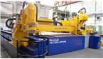 Plazmový rezací stroj MG na ŽOS Zvolen a.s.:::Stroj na rezanie plazmou MG v ŽOS Zvolen a.s. Vybavený plazmovým rotátorom R5 pre presné skosenie rezu, podporou vŕtania pre presné vŕtanie otvorov a atramentovou značkovacou jednotkou na označenie jednoduchých značiek. Pracovná plocha systému je 12 000 x 2 500 mm.