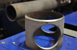 3D spracovanie rúr a profilov až do Ø1500 mm v integrovanom podávači