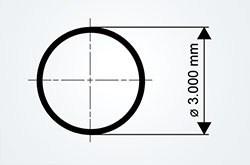 3D spracovanie rúr a profilov do Ø 3 000 mm vďaka konštrukcii konzoly