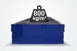 CNC rezací stôl s vysokou nosnosťou