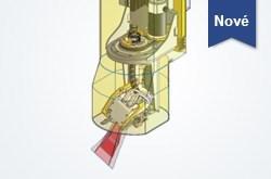 Laserový skener pre presné určenie tvaru a polohy