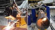 Robotizované rezanie rúr s MicroStep technológiou